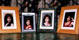A picture of pictures of Kim :)