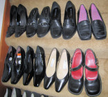 Kim McNelis Shoe Collection, Stair #6 & 7